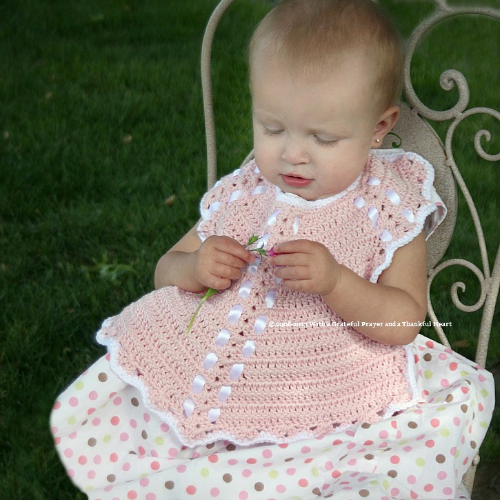 Vintage Crochet Baby Bib Patterns : With a Grateful Prayer and a Thankful Heart: Crochet Baby ...