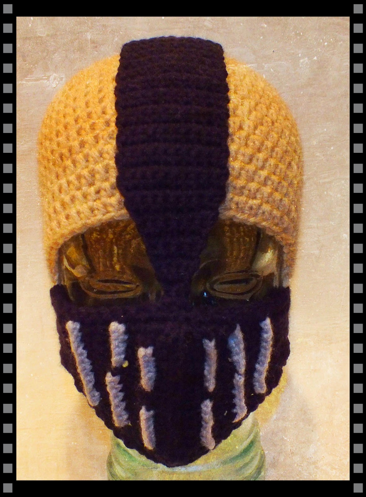 Connie\'s Spot© Crocheting, Crafting, Creating!: Bane Inspired ...