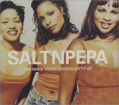 Salt-N-Pepa – The Brick Track Versus Gitty Up (CDS) (1999) (320 kbps)
