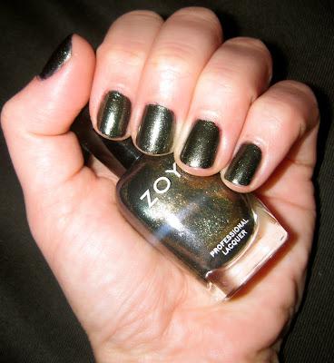 Zoya, Zoya Edyta, Zoya nail polish, Zoya nail lacquer, Zoya mani, Zoya manicure, mani, manicure, mani of the week, nail, nails, nail polish, polish, lacquer, nail lacquer