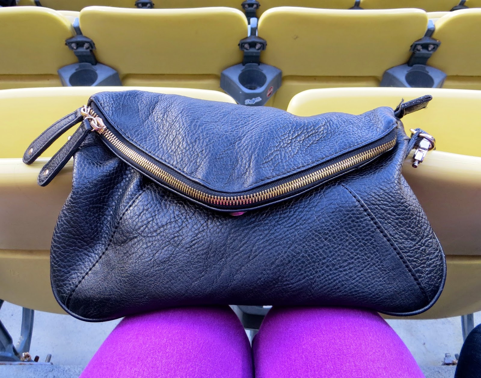 What bag to carry to a LA Dodgers game  - Hello, Handbag