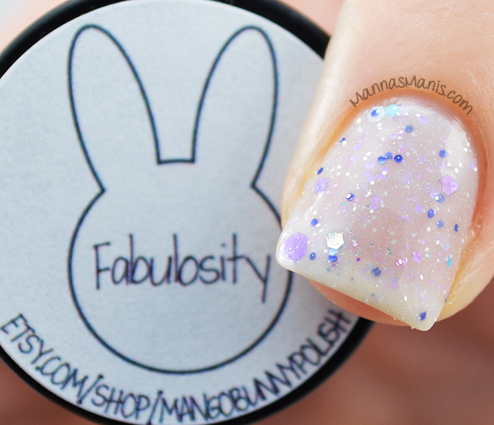 Mango Bunny Pony Palooza Fabulosity swatches