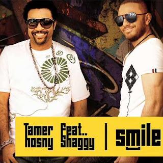 Tamer Hosny ft. Shaggy - Smile