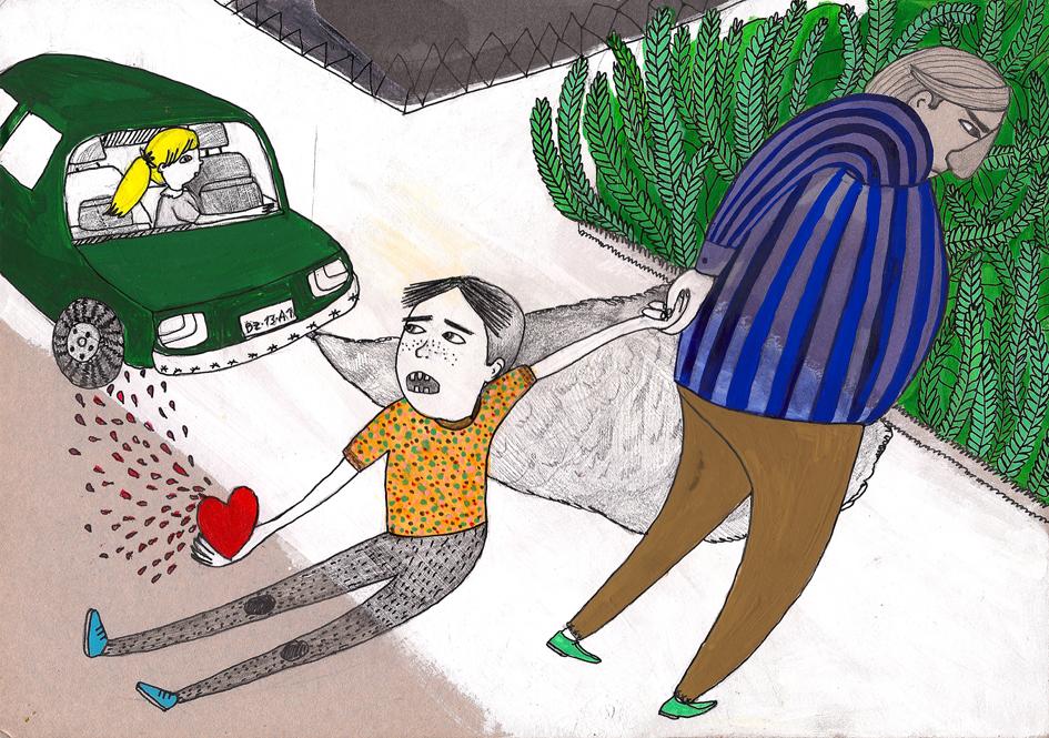mis dibujos: Amor imposible