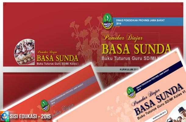 Buku Guru Bahasa Sunda SD/MI Kelas 1 2 3 4 5 6 Download PDF
