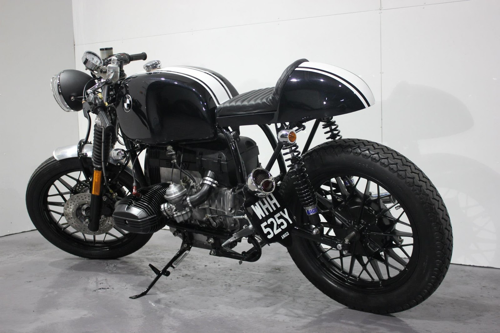 Racing Caf U00e8  Bmw R80  U0026quot Amigo  U0026quot  By Kevils Speed Shop