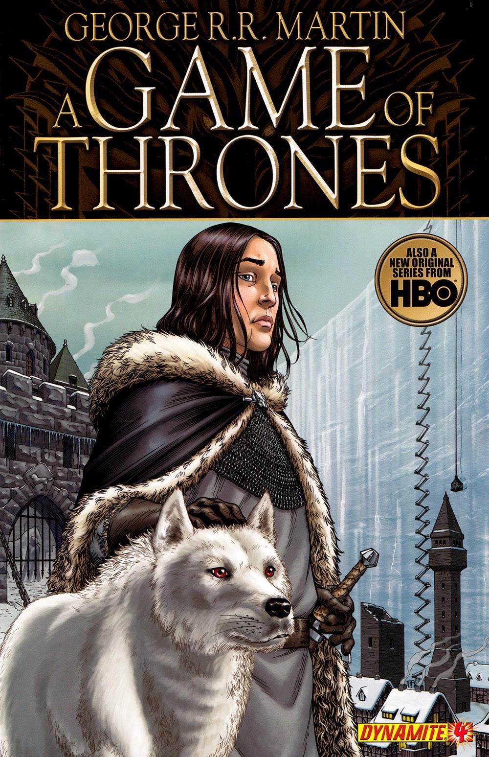 A Game Of Thrones Comics Pdf