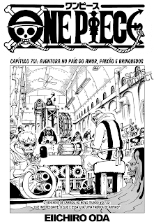 One Piece 701 Português Mangá Leitura Online