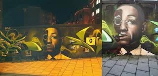 Graffiti Gustavo Fring