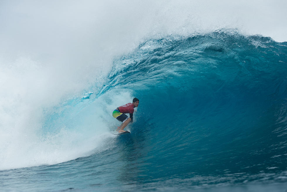 33 Gabriel Medina Billabong Pro Tahiti Foto WSL Stephen Robertson