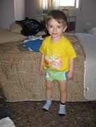 Erik con 21 meses
