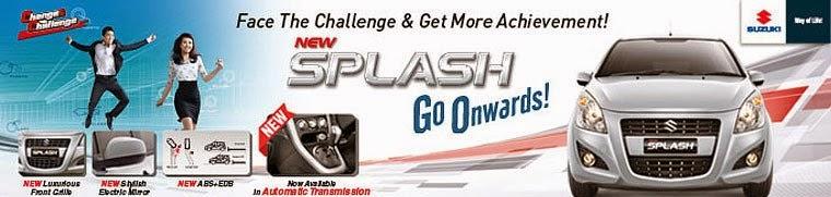 klik gambar untuk informasi harga, brochure , warna, spesifikasi new splash