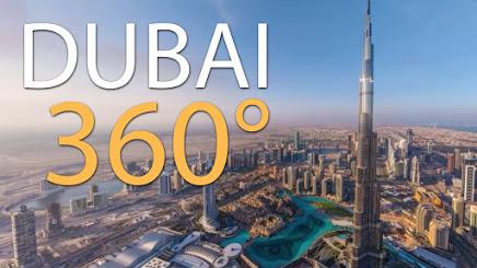 Dubai City 360