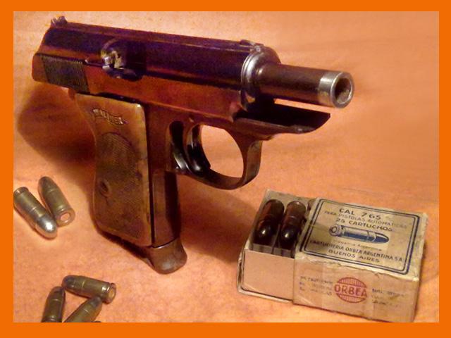El especialista walther ppk browning 32 acp - Pistola para lacar ...