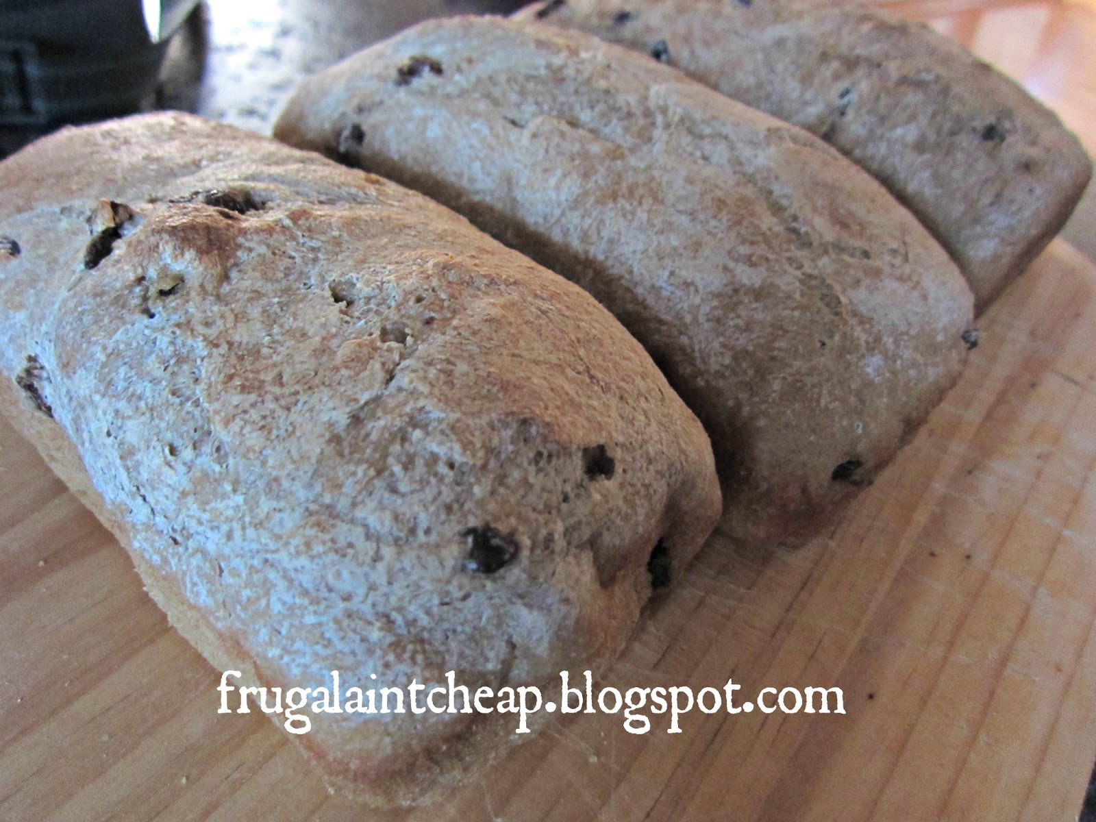 For my super easy, no kneading whole wheat sandwich bread recipe click ...