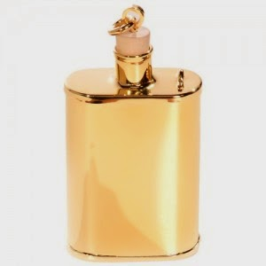 Glod Edition Flask