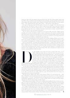Elle Macpherson Cover Harper's Bazaar Australia5