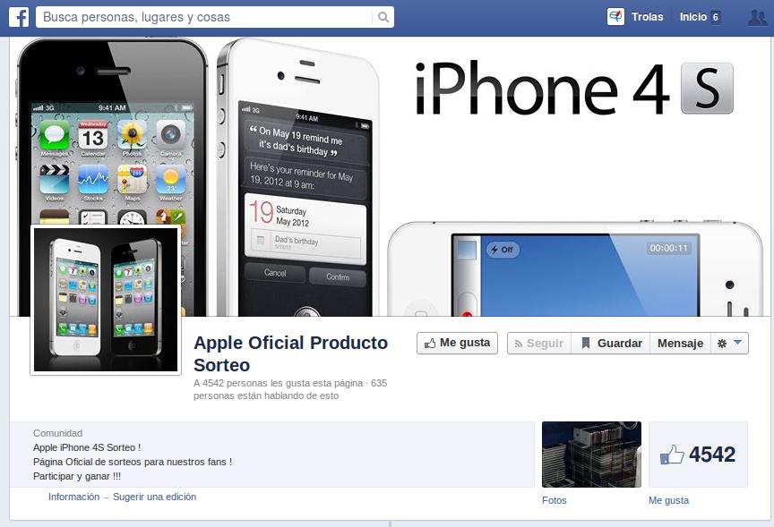 Apple Oficial Producto Sorteo