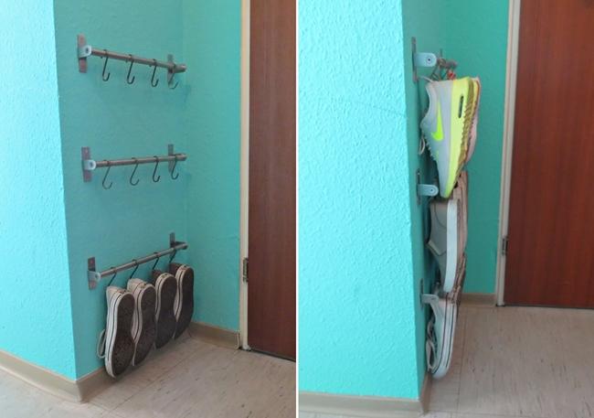 diy g nstiger schuhschrank la mode et moi. Black Bedroom Furniture Sets. Home Design Ideas
