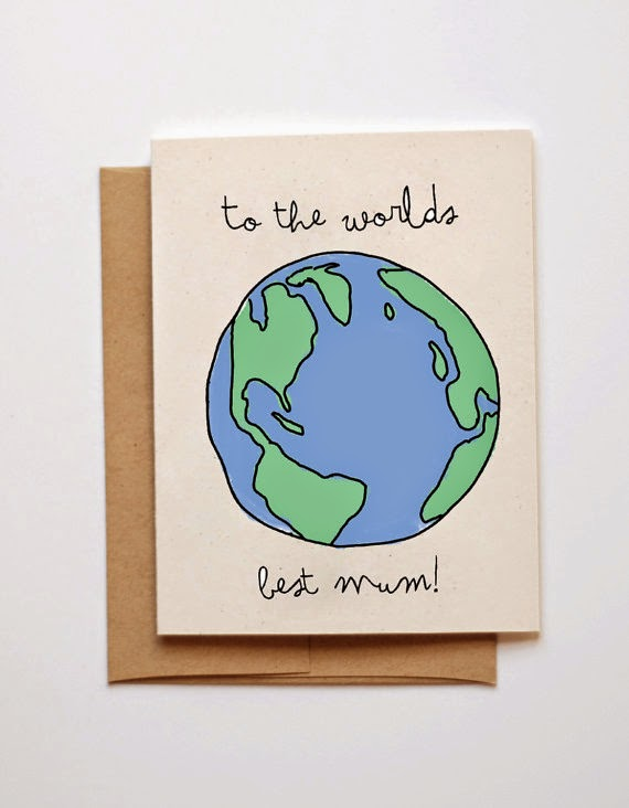 Ma Bicyclette: Buy Handmade | Mother's Day Cards - Emma Moore