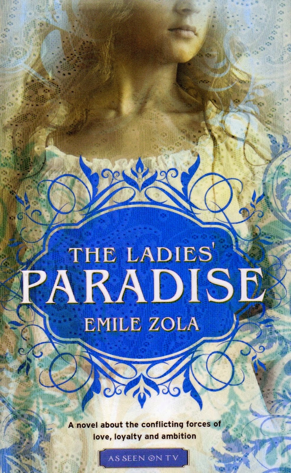 the ladies' paradise emile zola book cover