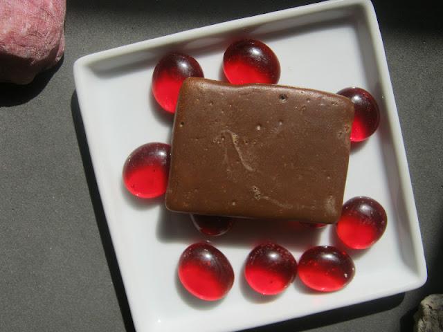 Otro jabón de chocolate
