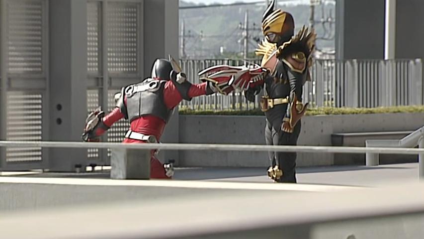 Kamen Rider Ryuki 28 Subtitle Indonesia
