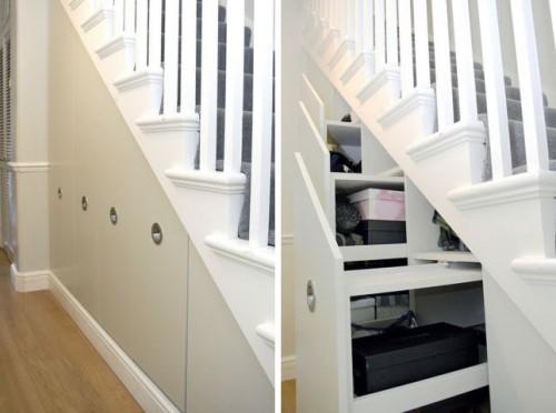 Interieur bouw kasten onder de trap geen huis zonder een trap