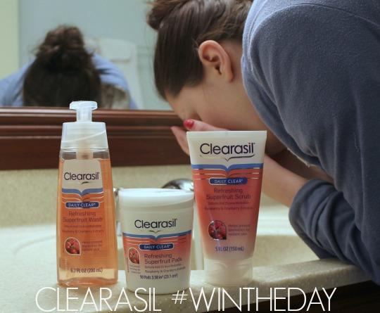 Clearasil Daily Clear