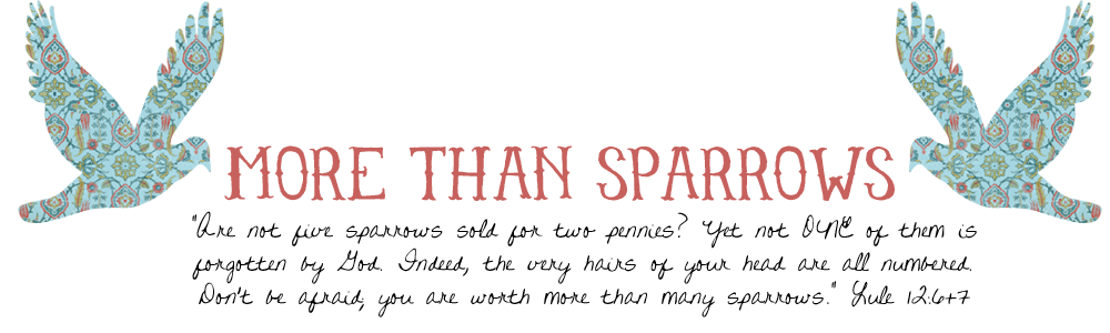 more than sparrows