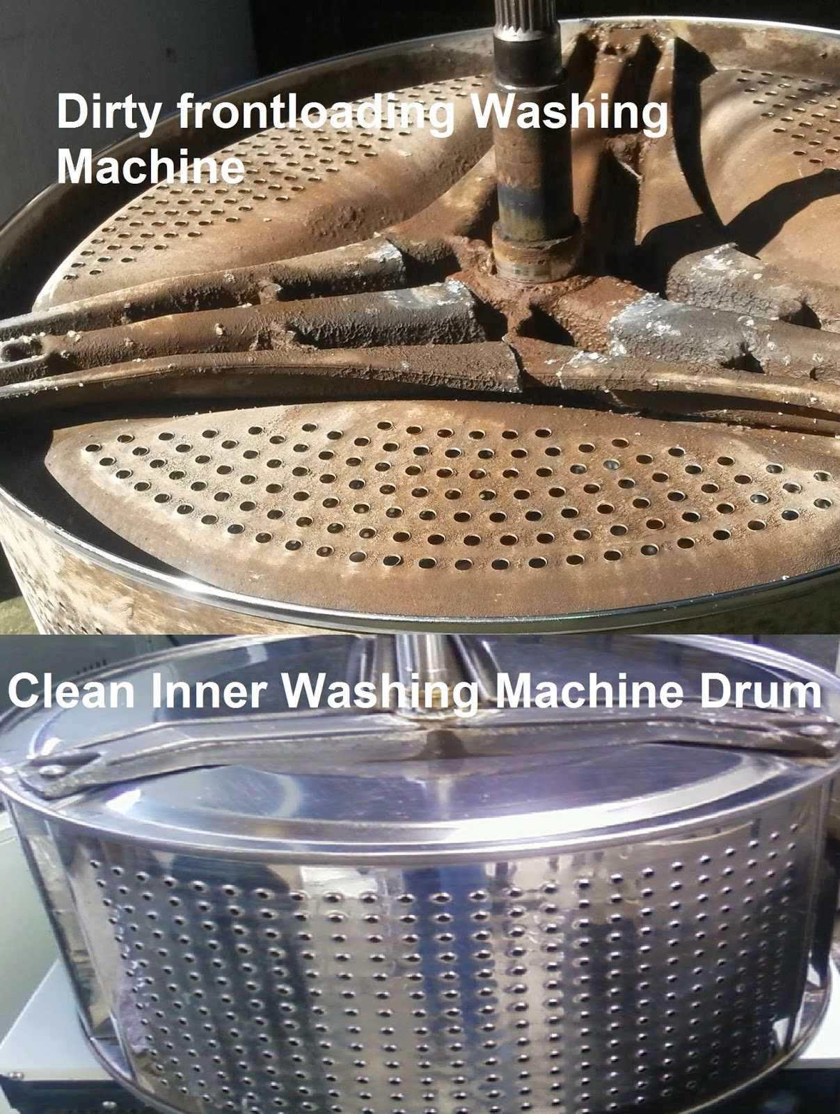 Cleaning Front Load Washing Machine All Appliances Cleaning Washing Machine Inner Drum