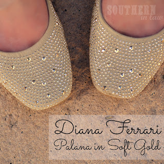 Diana Ferrari Palana flats