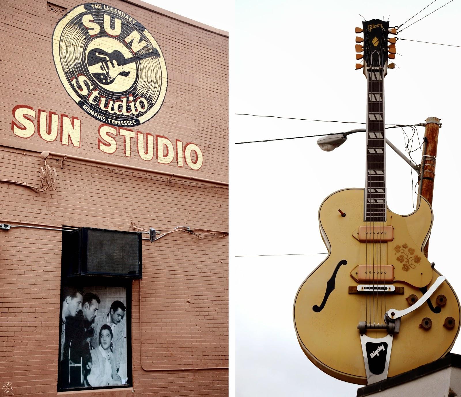 Sun Studio - Memphis - Tennessee - USA