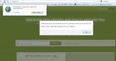 Layanan Koprol Yahoo di tutup