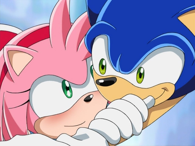 SoNic Y AmY The FuTuRe