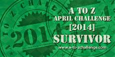 A To Z April Blog Challenge