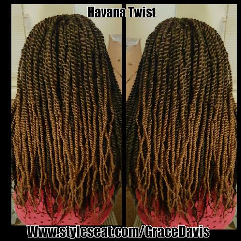 Havana/ Marley Twist