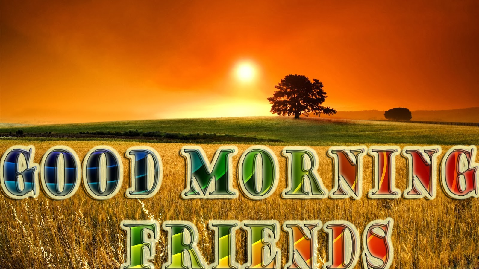 good morning friends wallpapers - photo #36