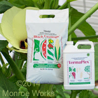 Certified Organic Worm Castings and Liquid VermaPlex
