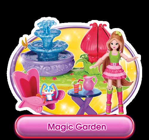 Gardenia Magic Garden