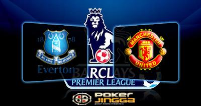 prediksi skor everton vs manchester united 17 oktober 2015