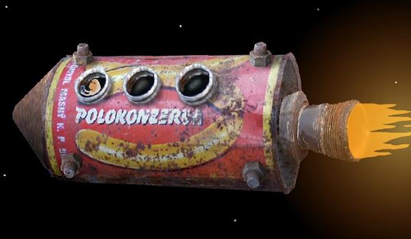 Rocketman - Amanita Design