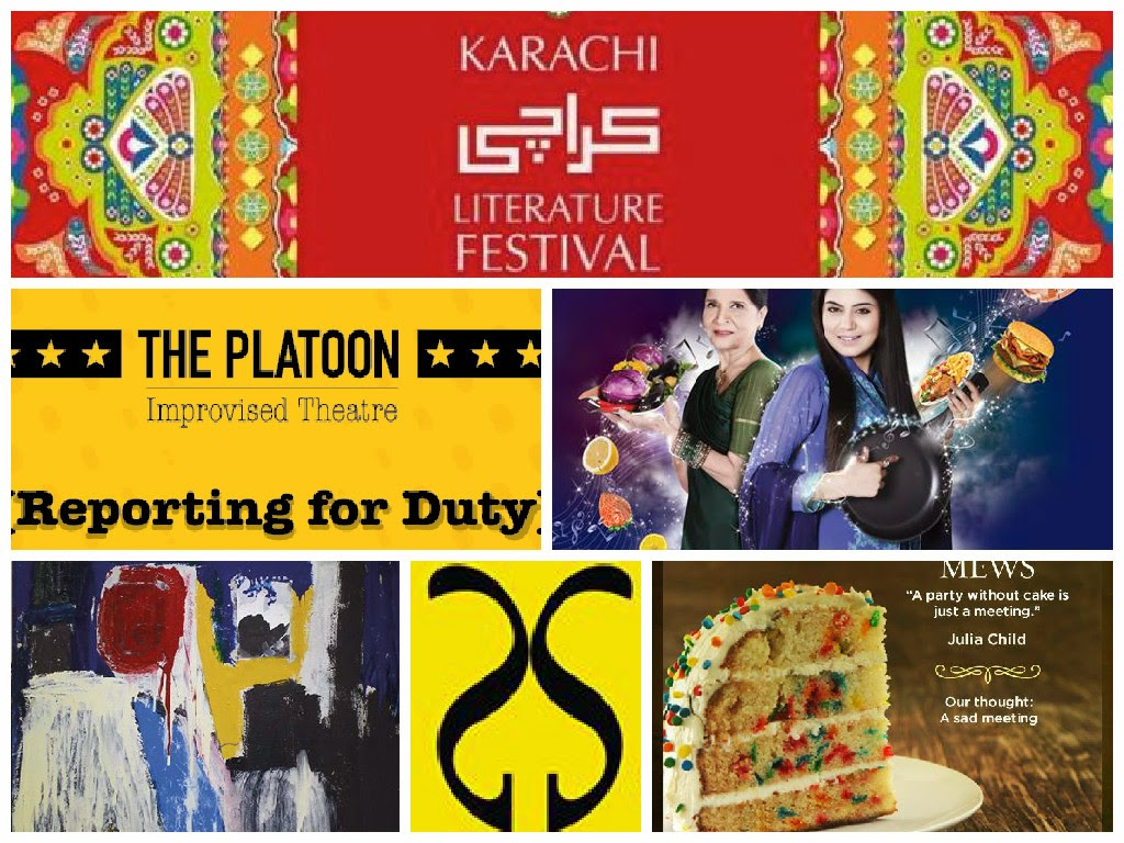 What's on in karachi