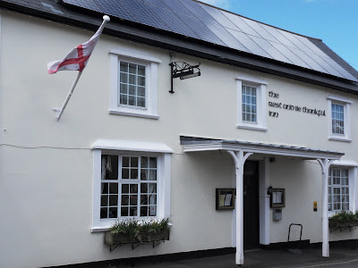 The Best and Be Thankful Inn, Wheddon Cross, Somerset