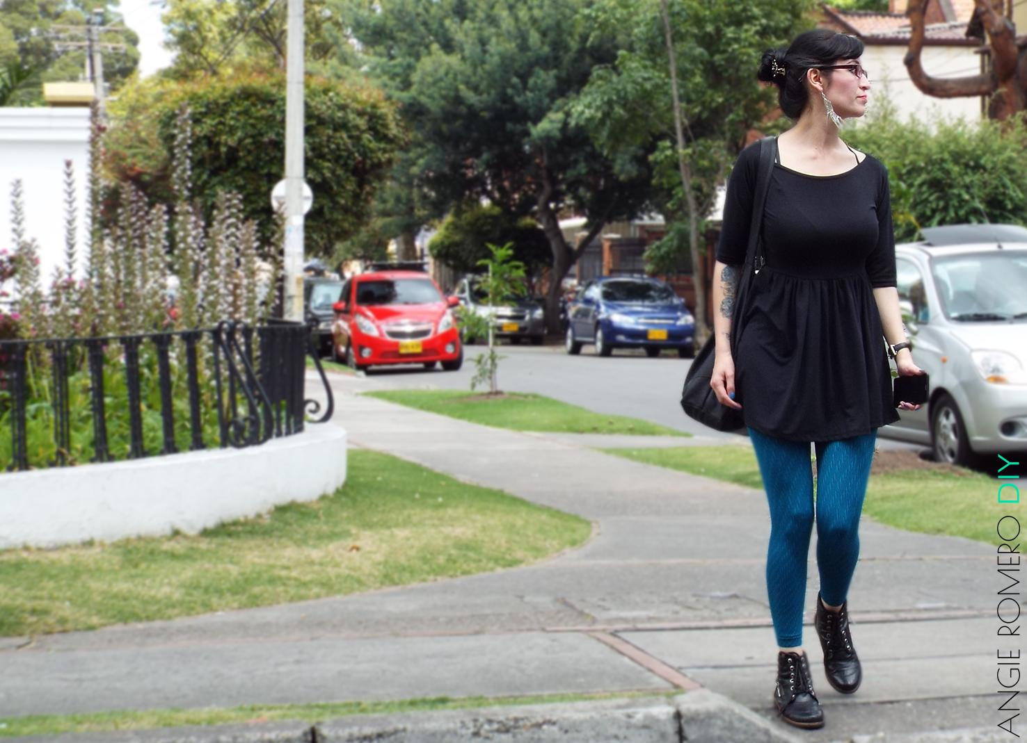 como hacer vestido sin moldes