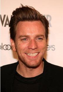 Ewan McGregor, male actors, hunks, good looking male actor, heart throb