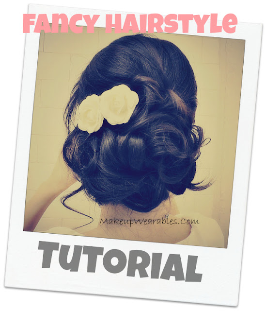 alexist Romantic, Wedding Hairstyles with Curls Updos | Hair Tutorial Video