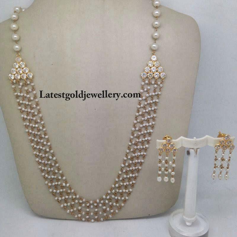 pearls long chain
