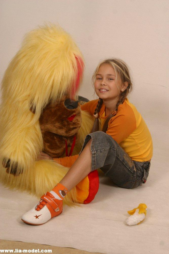 Sandra Teen Model Lia