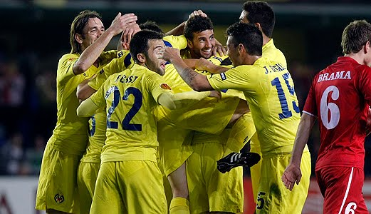 La liga league official football club - Villarreal fc league table ...